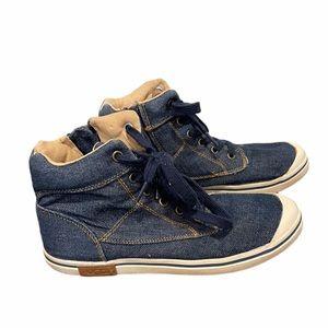 Ugg denim sneakers